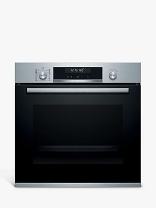 Bosch HBG5785S0B Built-In Single Oven, Stainless Steel