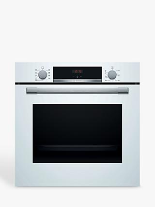 Bosch HBS534BW0B Built-In Single Oven, White