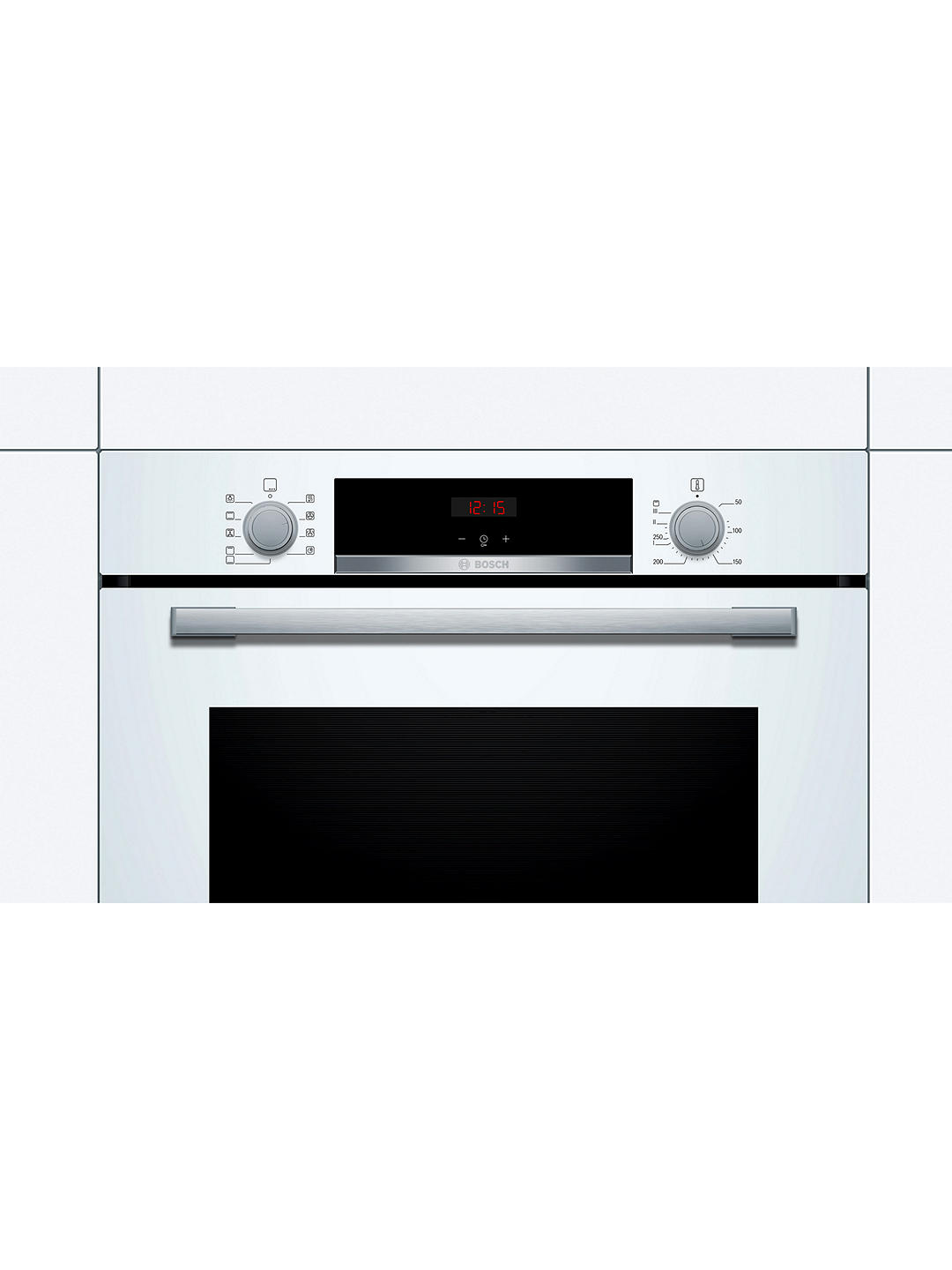 Buy Bosch HBS534BW0B Built-In Single Oven, White Online at johnlewis.com