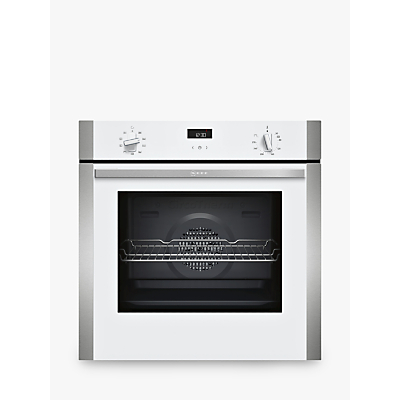 Neff B1ACE4HW0B Built-In Single Oven, White