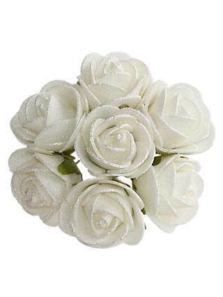Habico Large Foam Flowers, Pack of 7