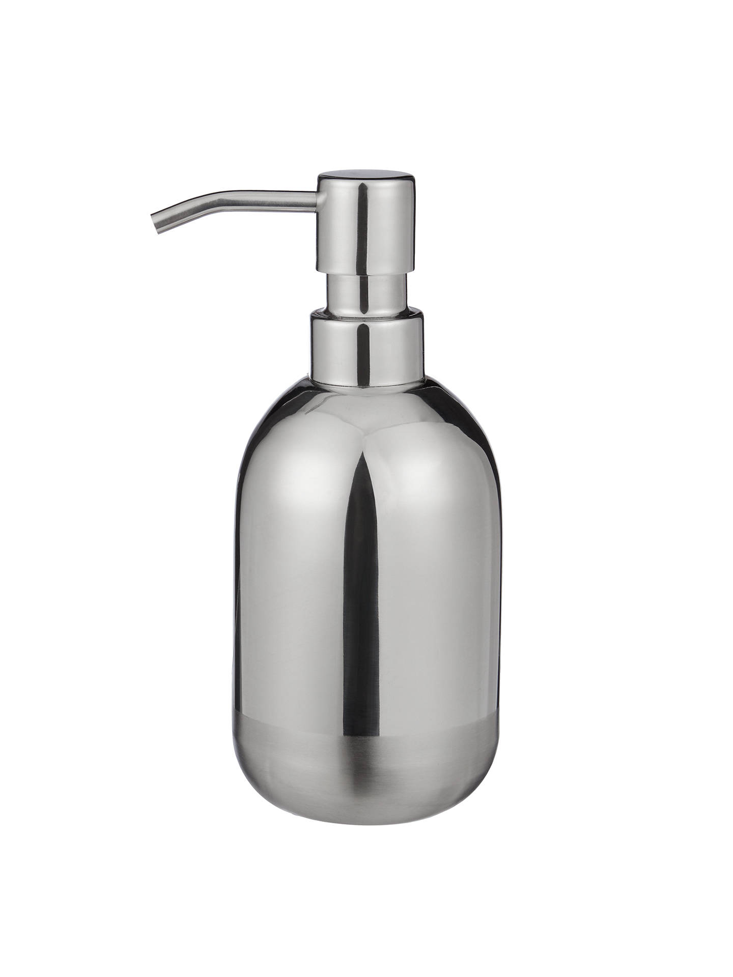 Buy Design Project by John Lewis No.170 Stainless Steel Soap Dispenser Online at johnlewis.com