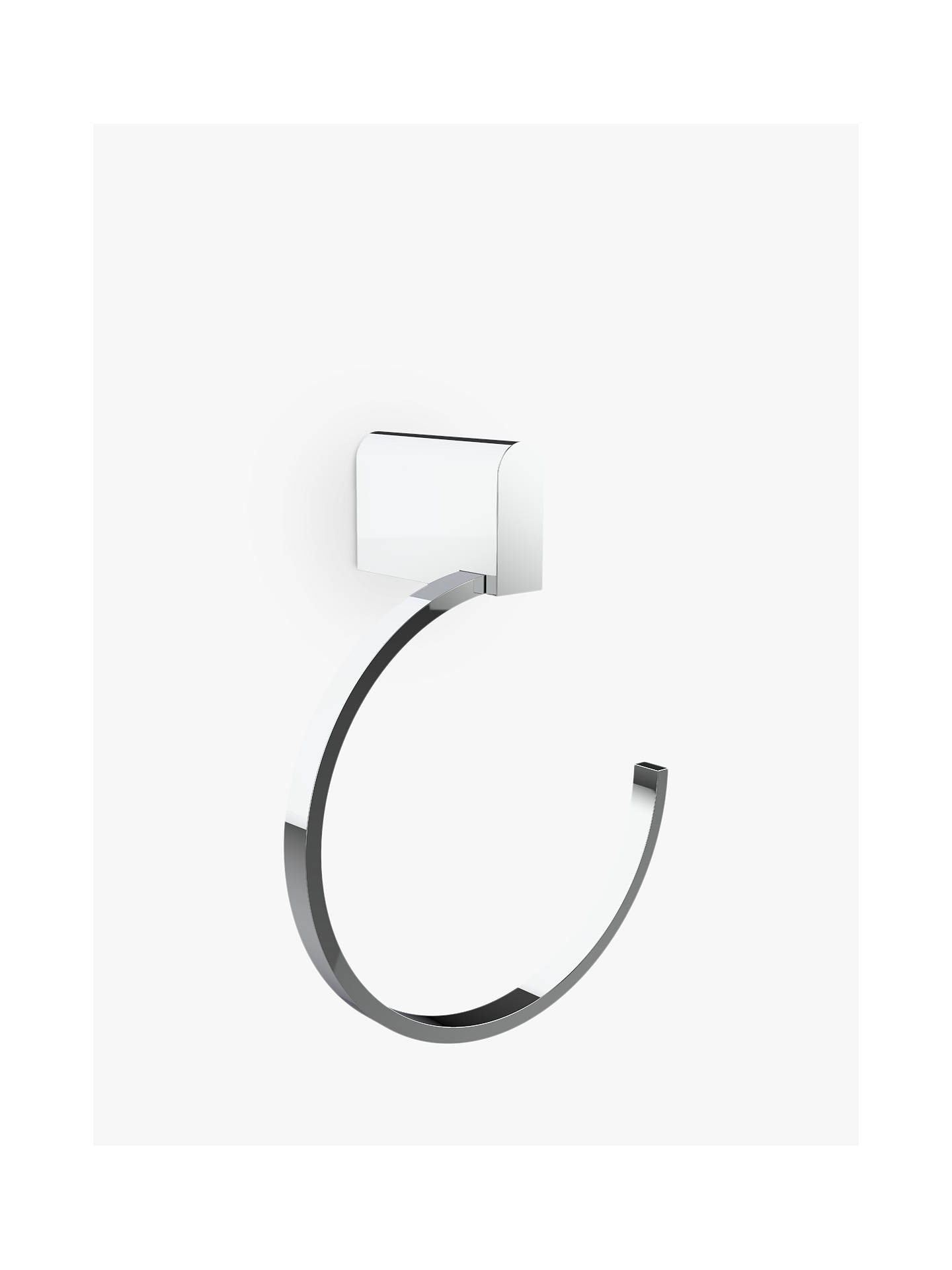 Buy Design Project by John Lewis No.025 Towel Ring Online at johnlewis.com