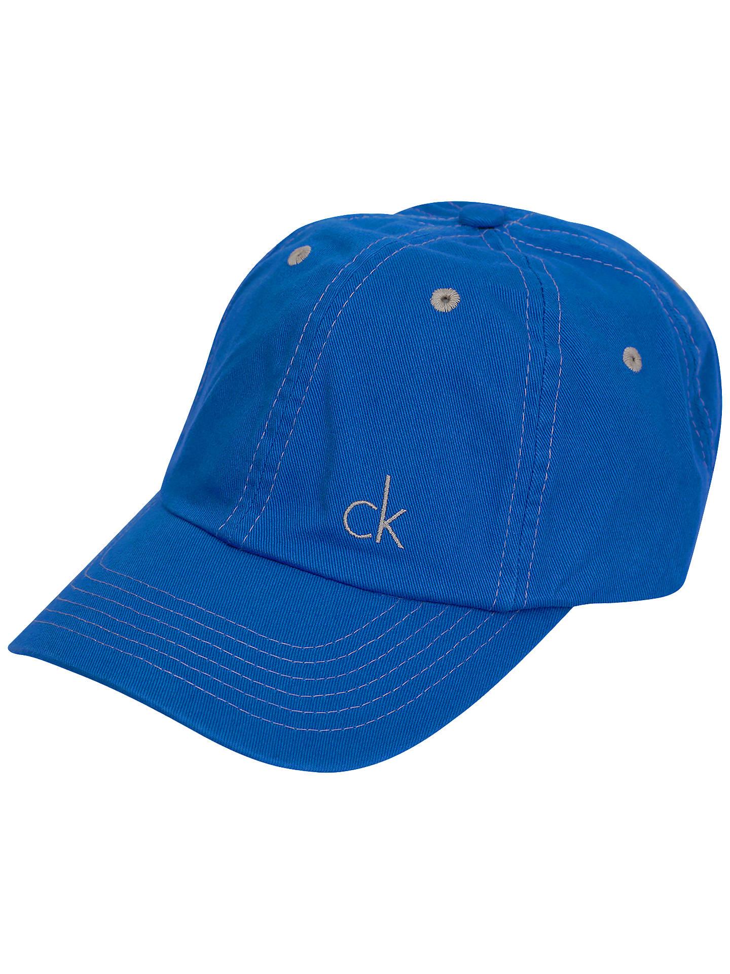 Calvin Klein Golf Baseball Cap at John Lewis   Partners 133d6c231d5a