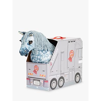 Sekonda 2624.27 Women's Floral Faux Leather Strap Watch, Pale Pink/White