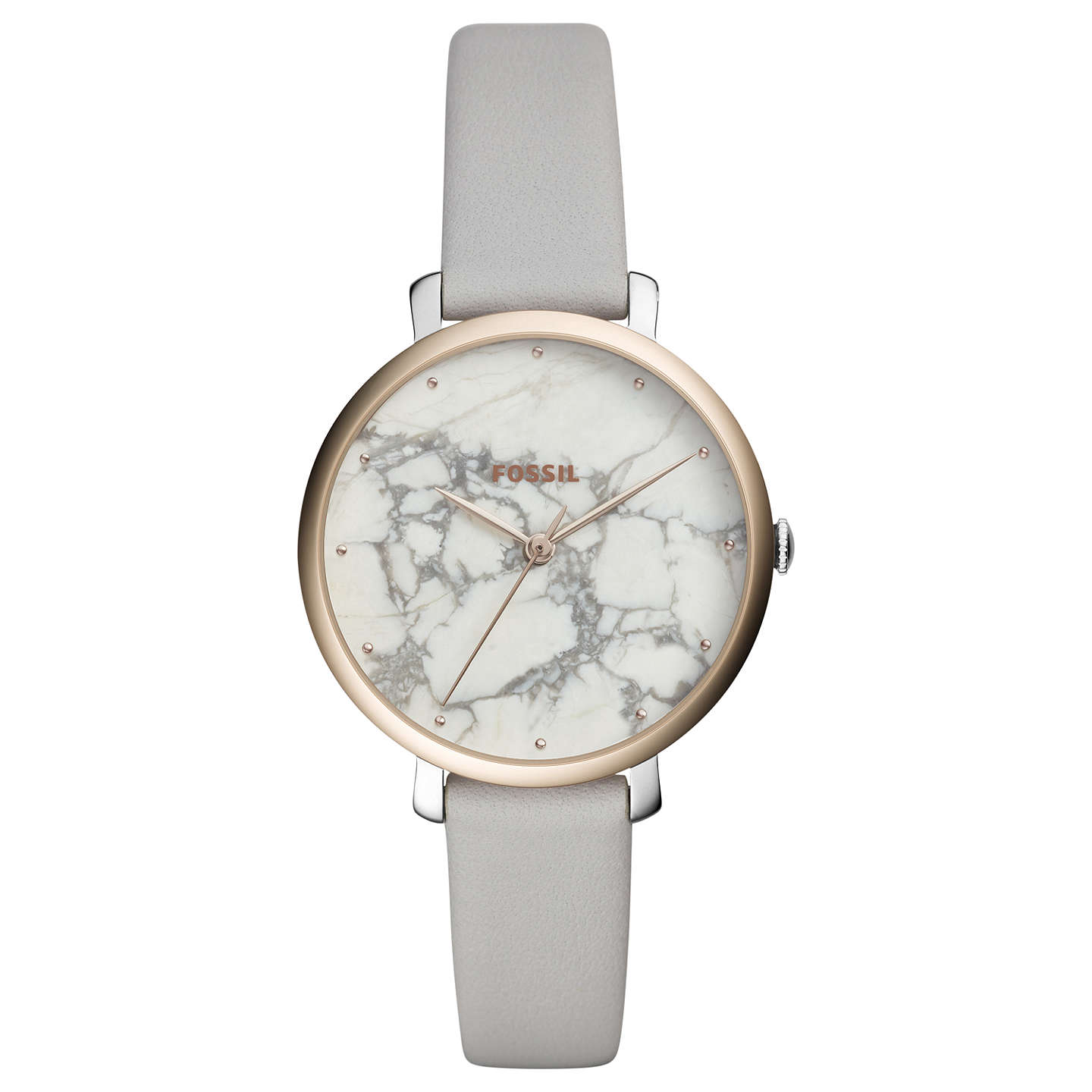 products ladies jb side watch watches fossil jacqueline
