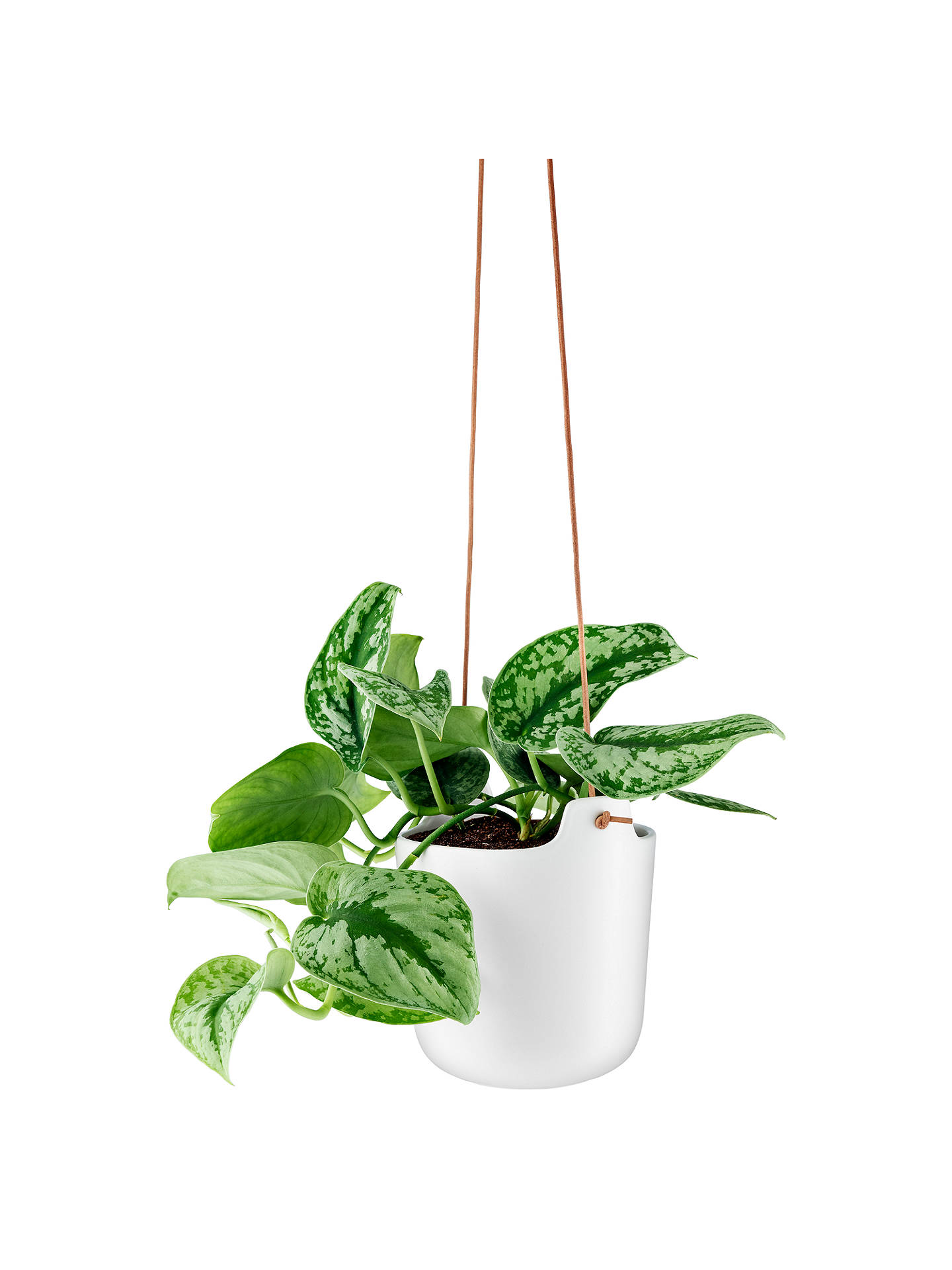 Eva Solo Hanging Plant Pot Ivory At John Lewis Partners
