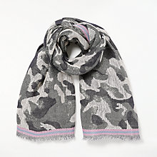 Buy Becksondergaard Crocus Scarf, Blue Nights Online at johnlewis.com