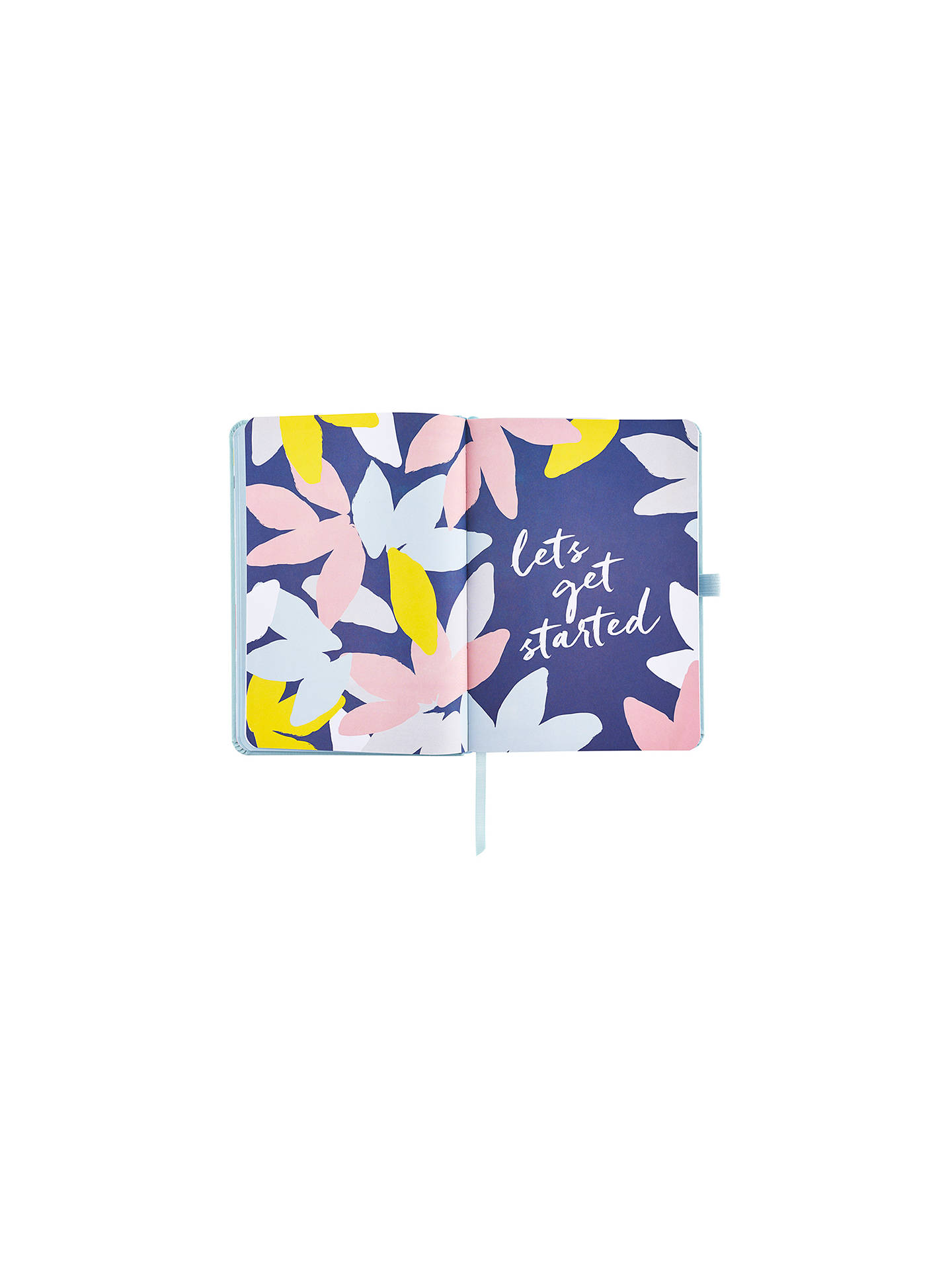 Buy Busy B Perfect Planner 2019, Pale Blue Online at johnlewis.com