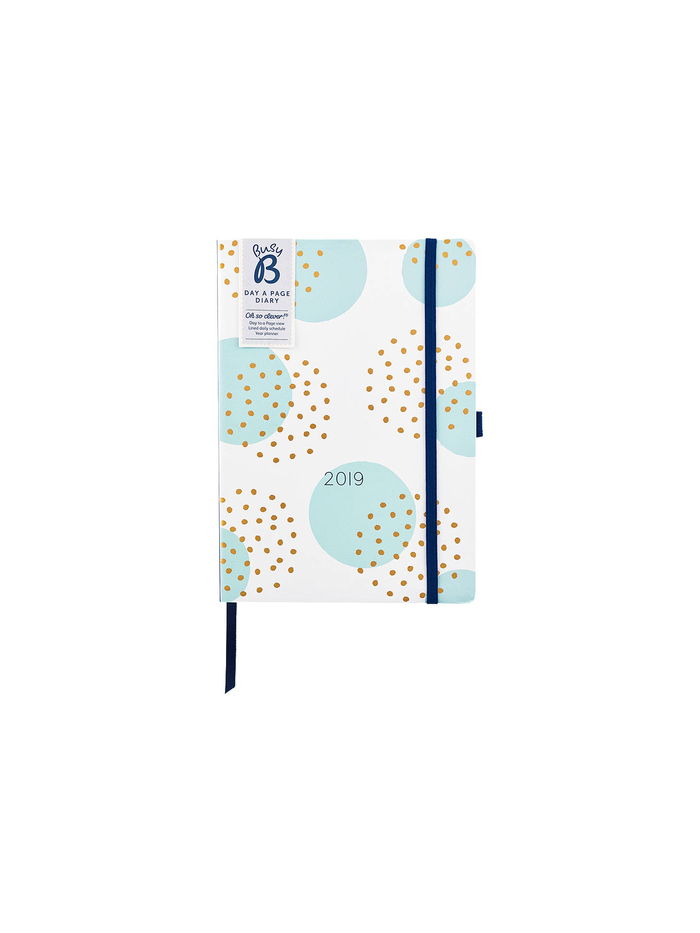 BuyBusy B Day A Page Fashion Spot Diary 2019 Online at johnlewis.com