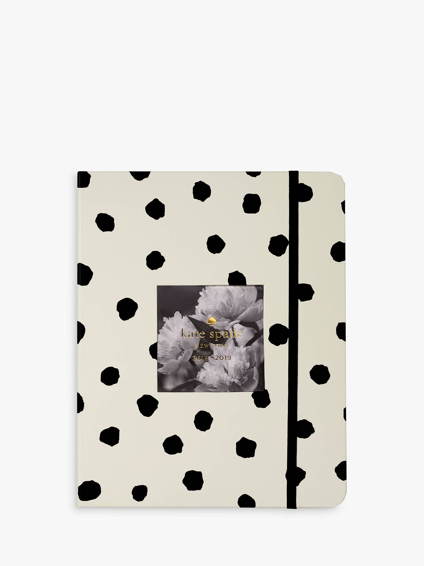 kate spade new york Large Spotty Mid Year 2018/2019 Planner