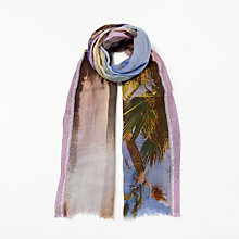 Buy Becksondergaard Palmier Scarf, Multi Online at johnlewis.com