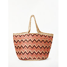 Buy La Cabane de Stella Rio Chevron Bag Online at johnlewis.com