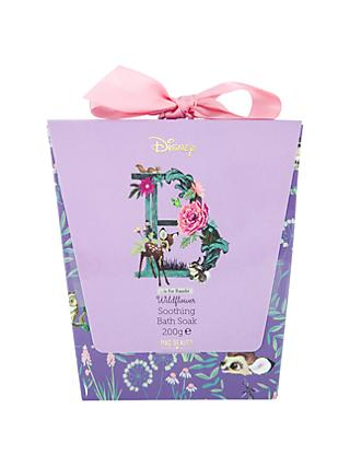 Mad Beauty Disney Bambi Wildflower Bath Soak, 200g