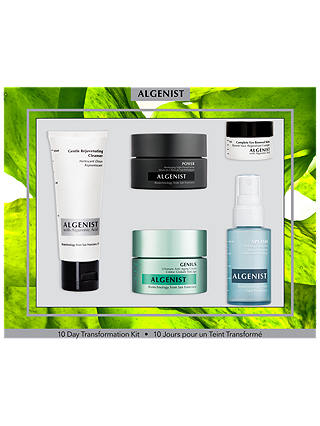 Buy Algenist 10 Day Transformation Skincare Kit Online at johnlewis.com