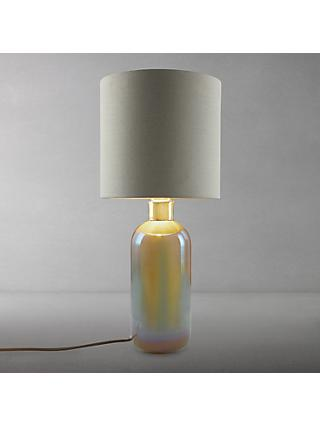 John Lewis & Partners Gracie Glass Table Lamp
