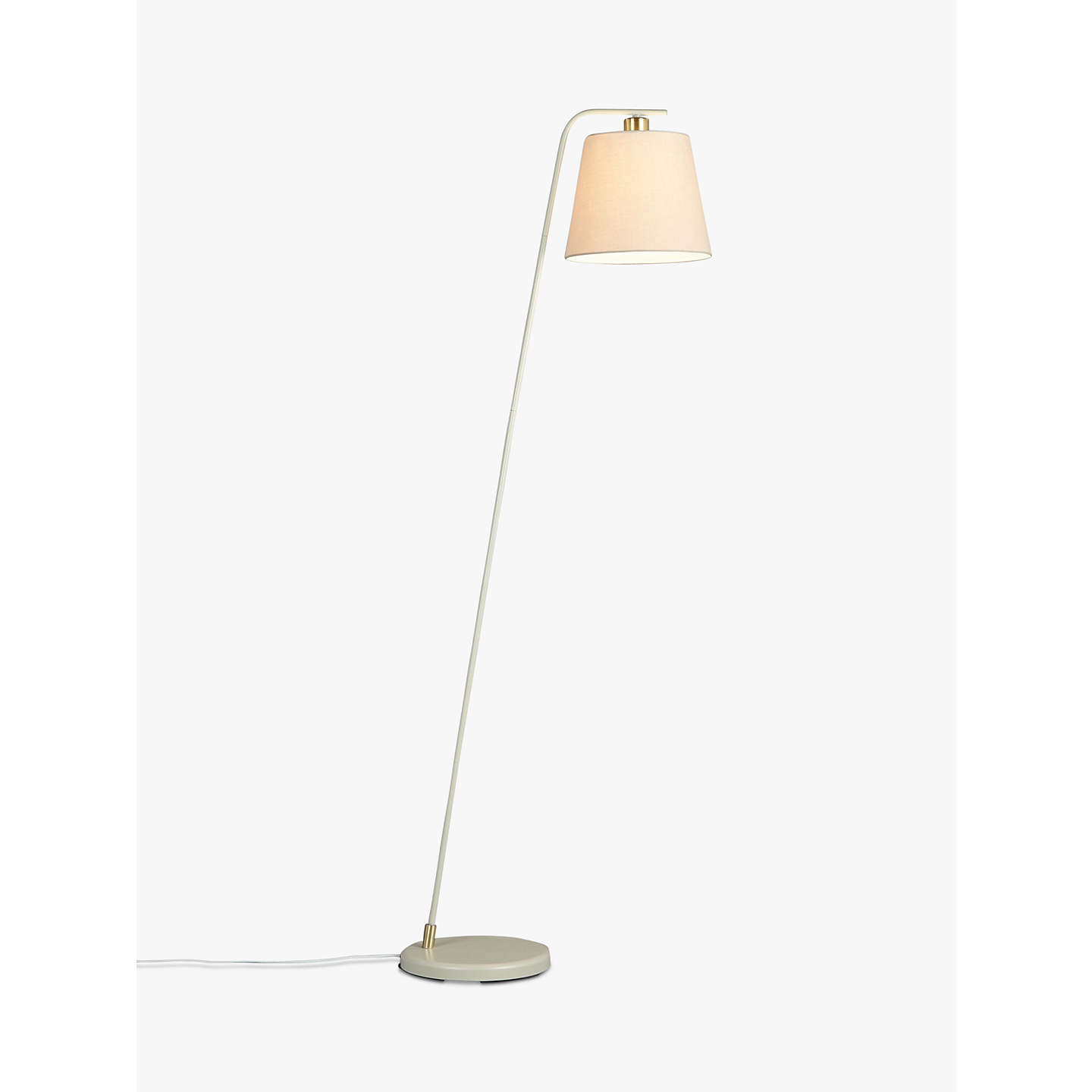 House by john lewis harry floor lamp at john lewis buyhouse by john lewis harry floor lamp putty online at johnlewis mozeypictures Gallery