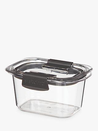 Sistema Brilliance Multi-Purpose Stackable Leak-Proof Container, 380ml