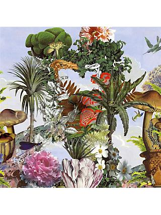 Christian Lacroix Jardin des Reves Panoramic Prisme Wallpaper, PCL7022/01