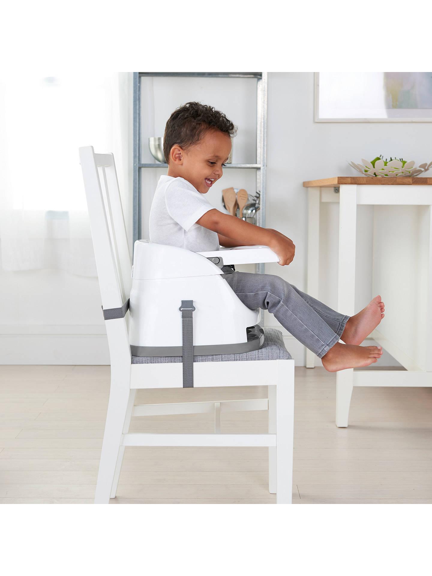 Ingenuity Baby Booster Feeding Seat at John Lewis & Partners