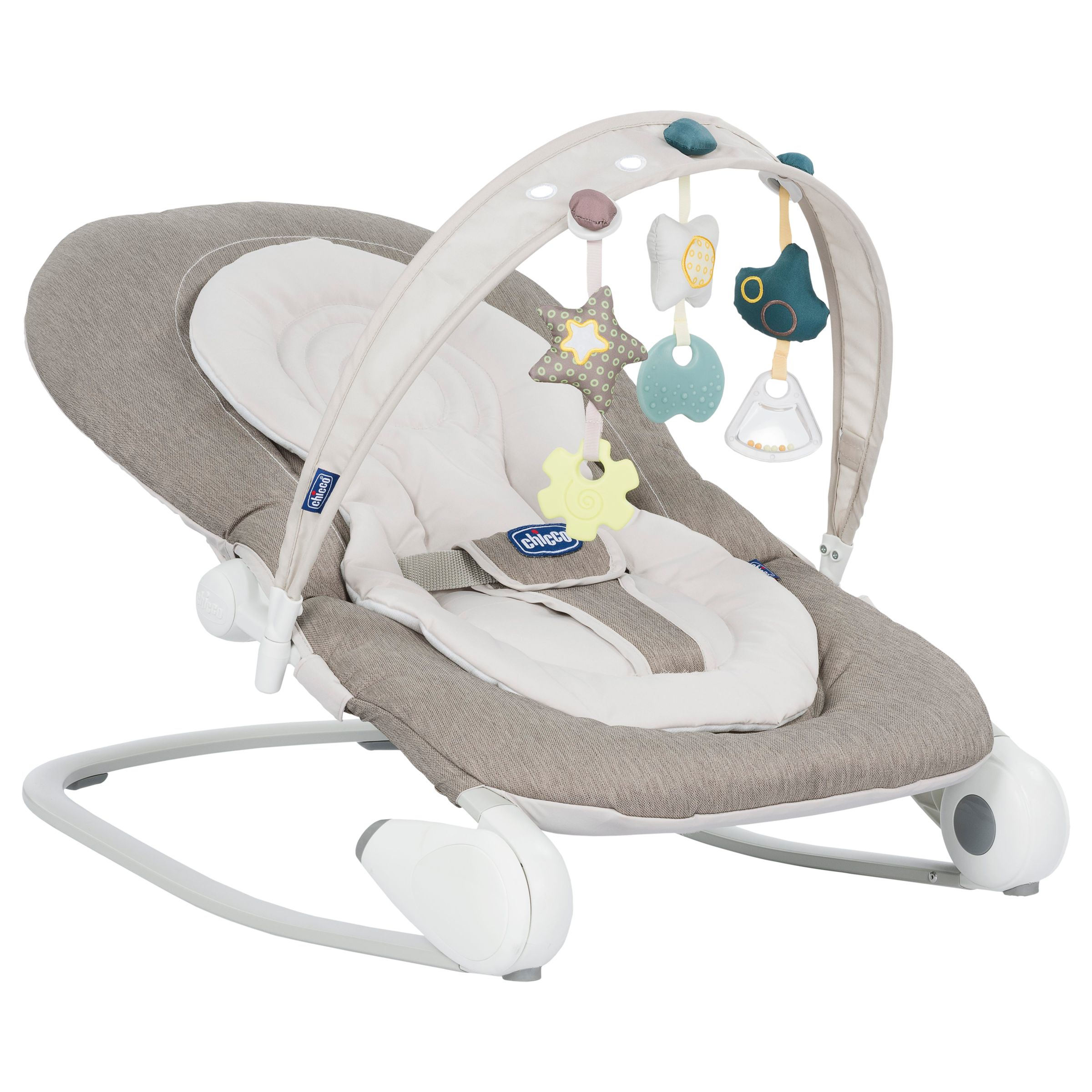 Chicco Hoopla Baby Bouncer And Rocking Chair Legend At John Lewis