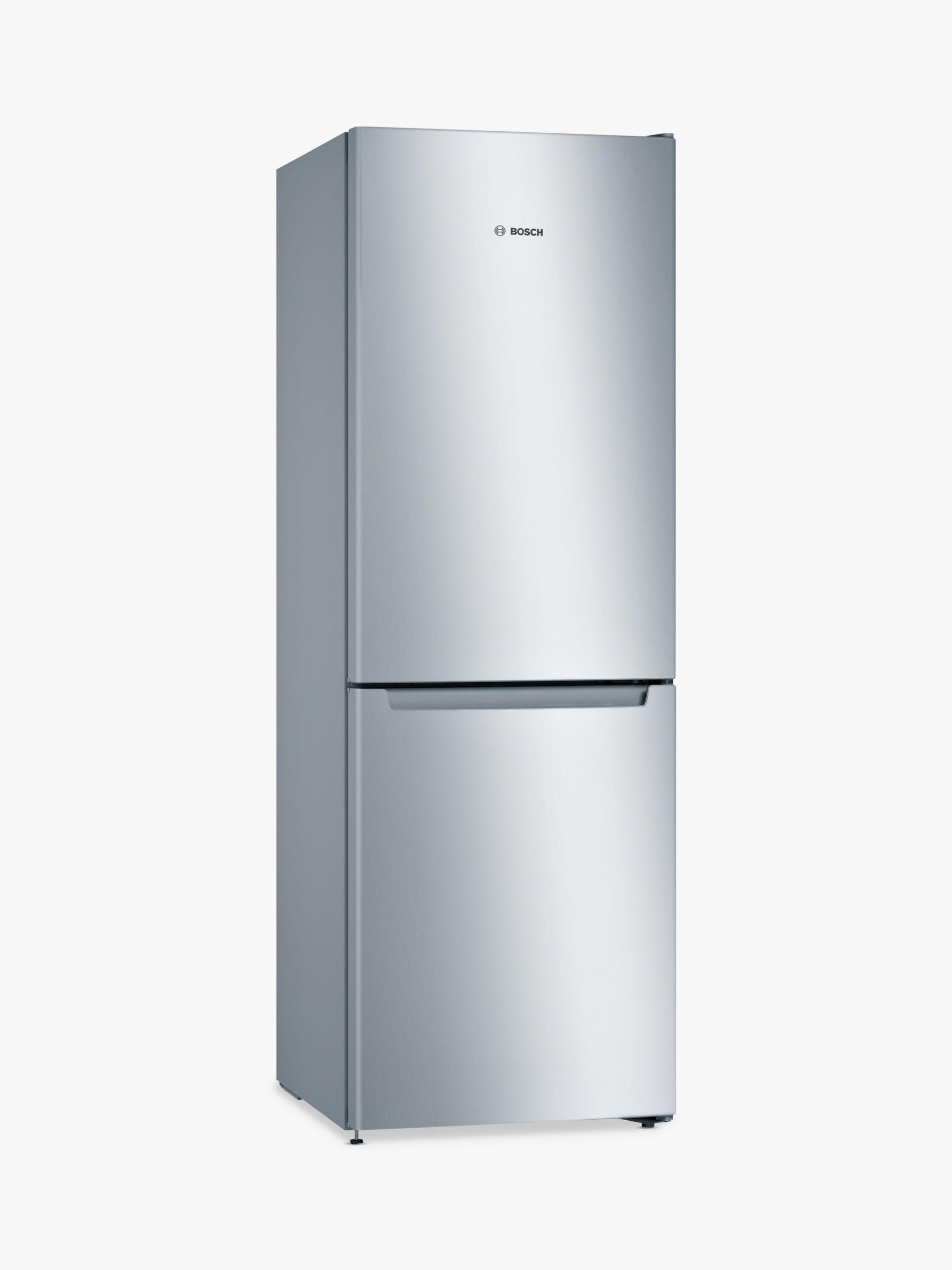 Bosch KGN33NL3AG Fridge Freezer, A++ Energy Rating, 60cm Wide ...
