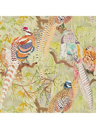 Mulberry Home Game Birds Wallpaper