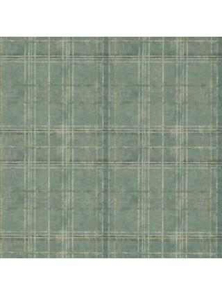 Mulberry Home Shetland Plaid Wallpaper