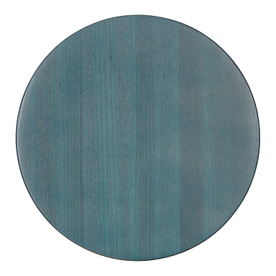 Design Project by John Lewis No.176 Stained Wood Placemat, Blue