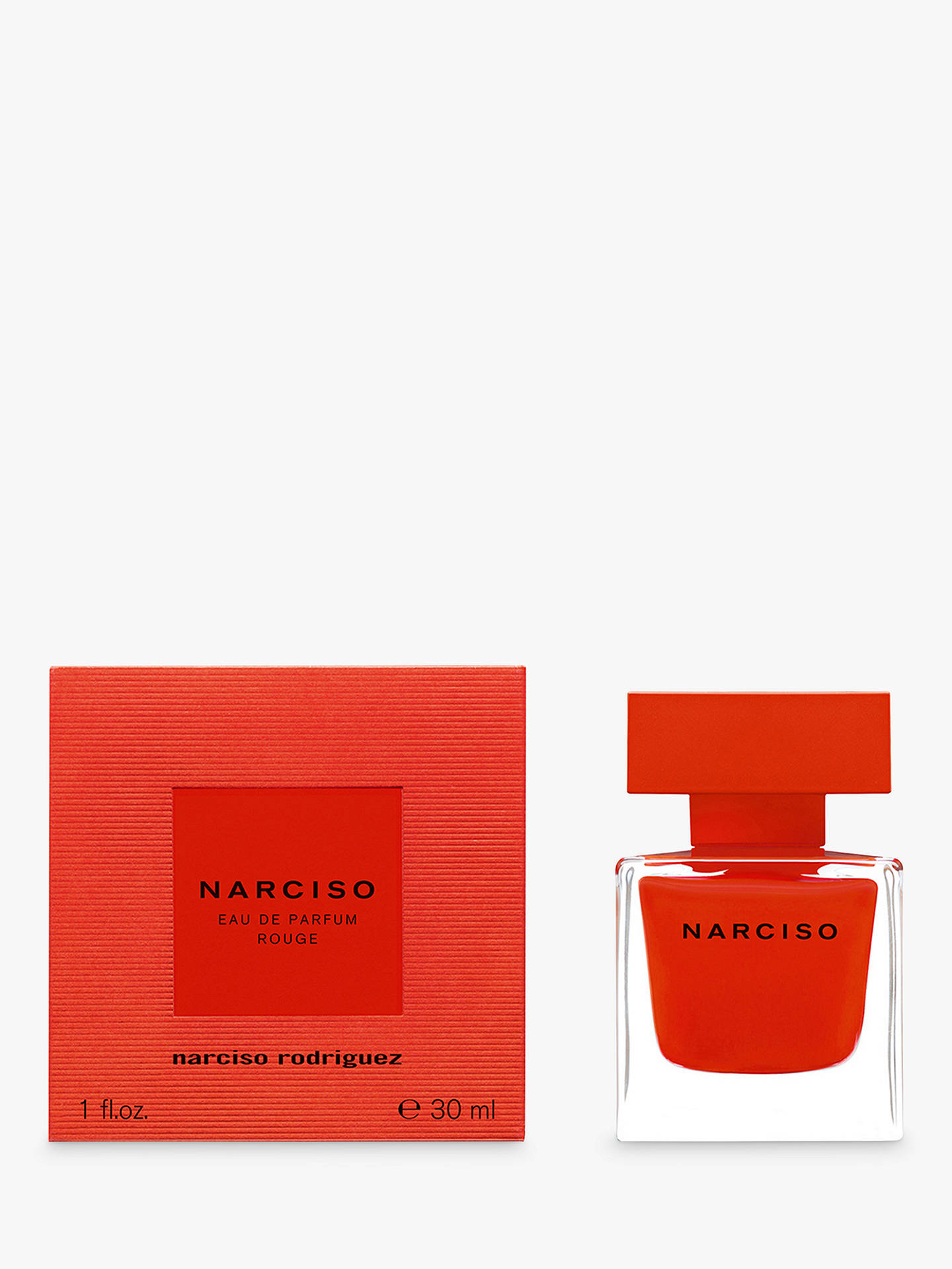 BuyNarciso Rodriguez NARCISO Eau de Parfum Rouge, 30ml Online at johnlewis.com