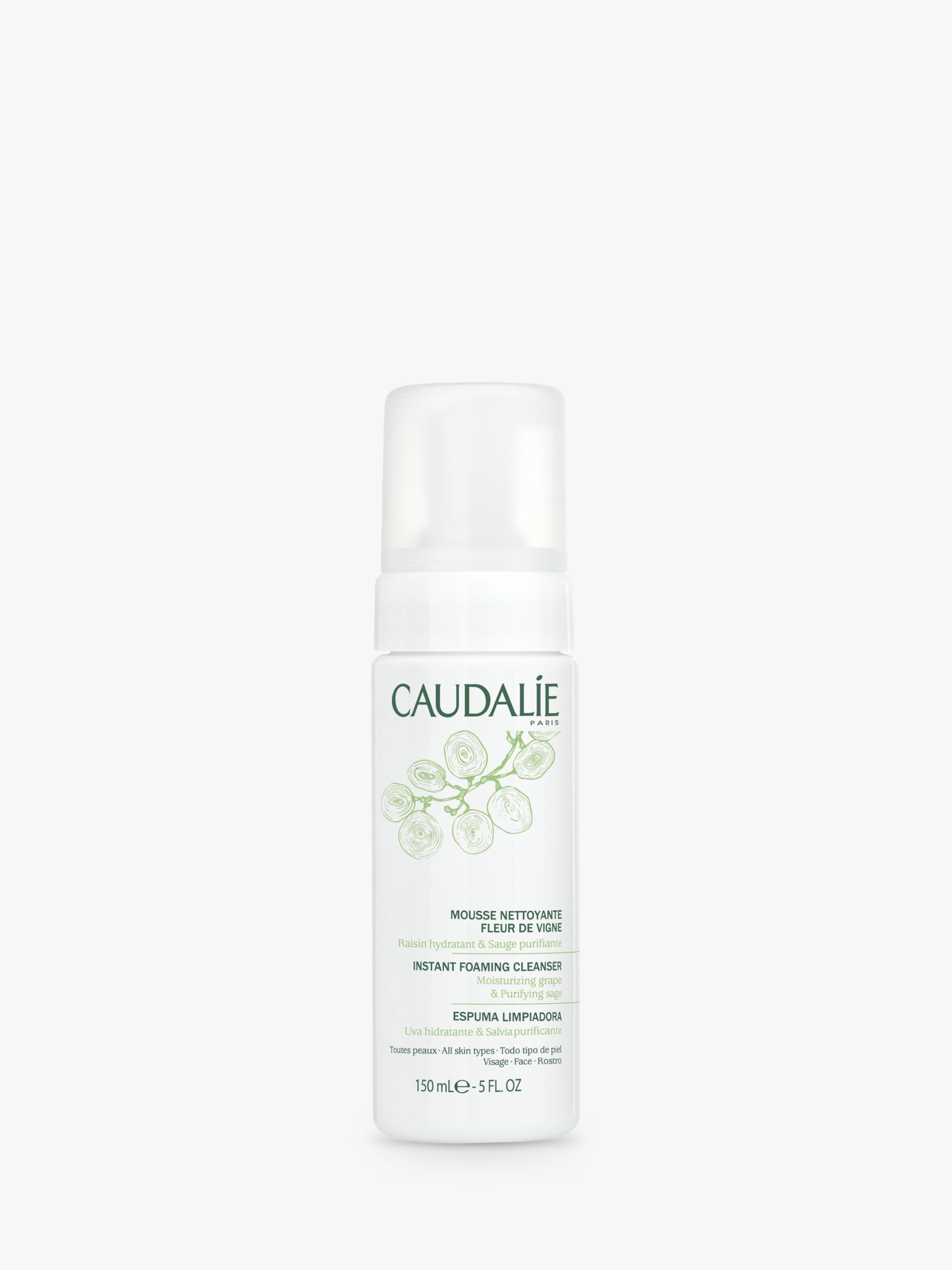 Caudalie Caudalie Instant Foaming Cleanser, 150ml