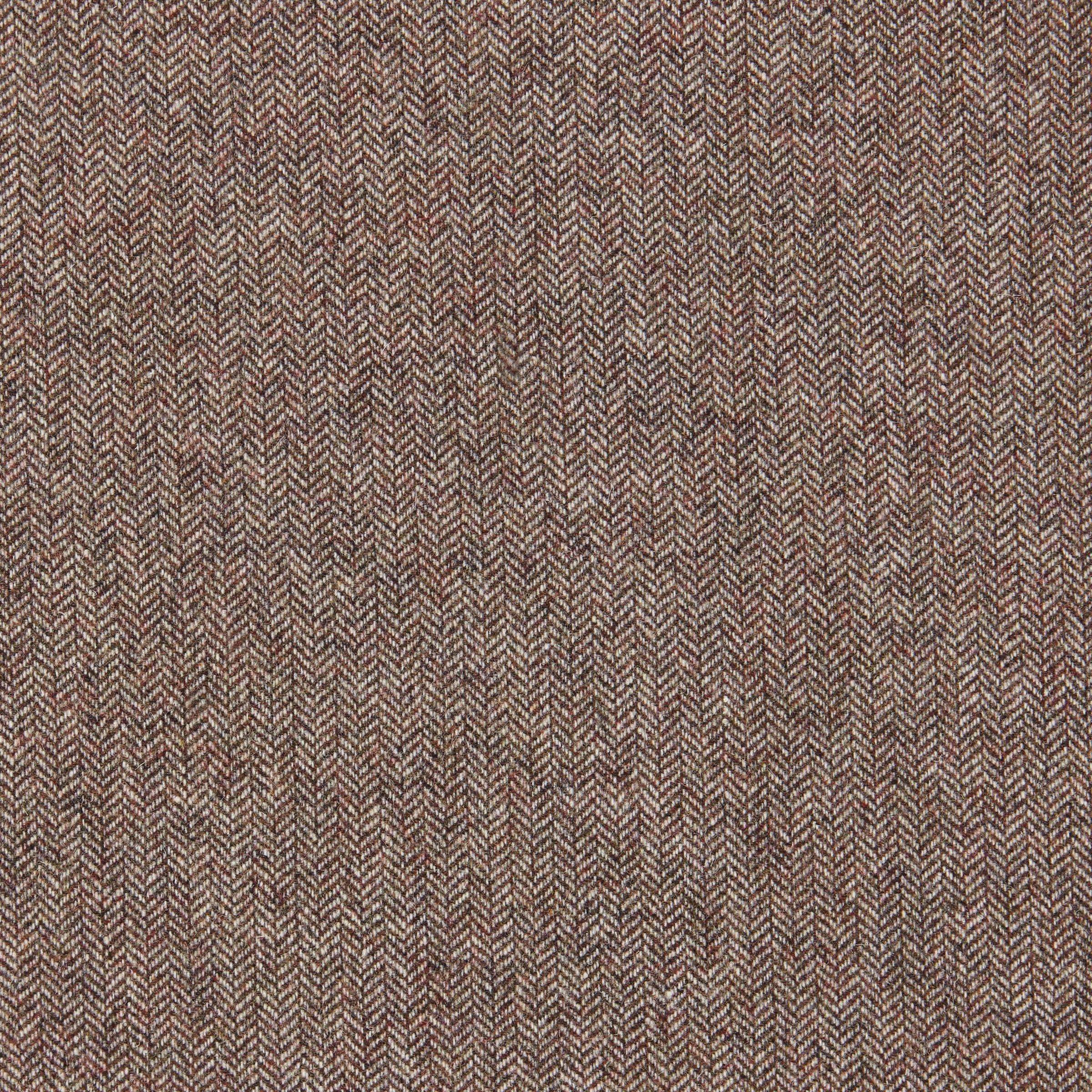 01a5d998943d Viscount Textiles Wool Suiting Herringbone Print Fabric