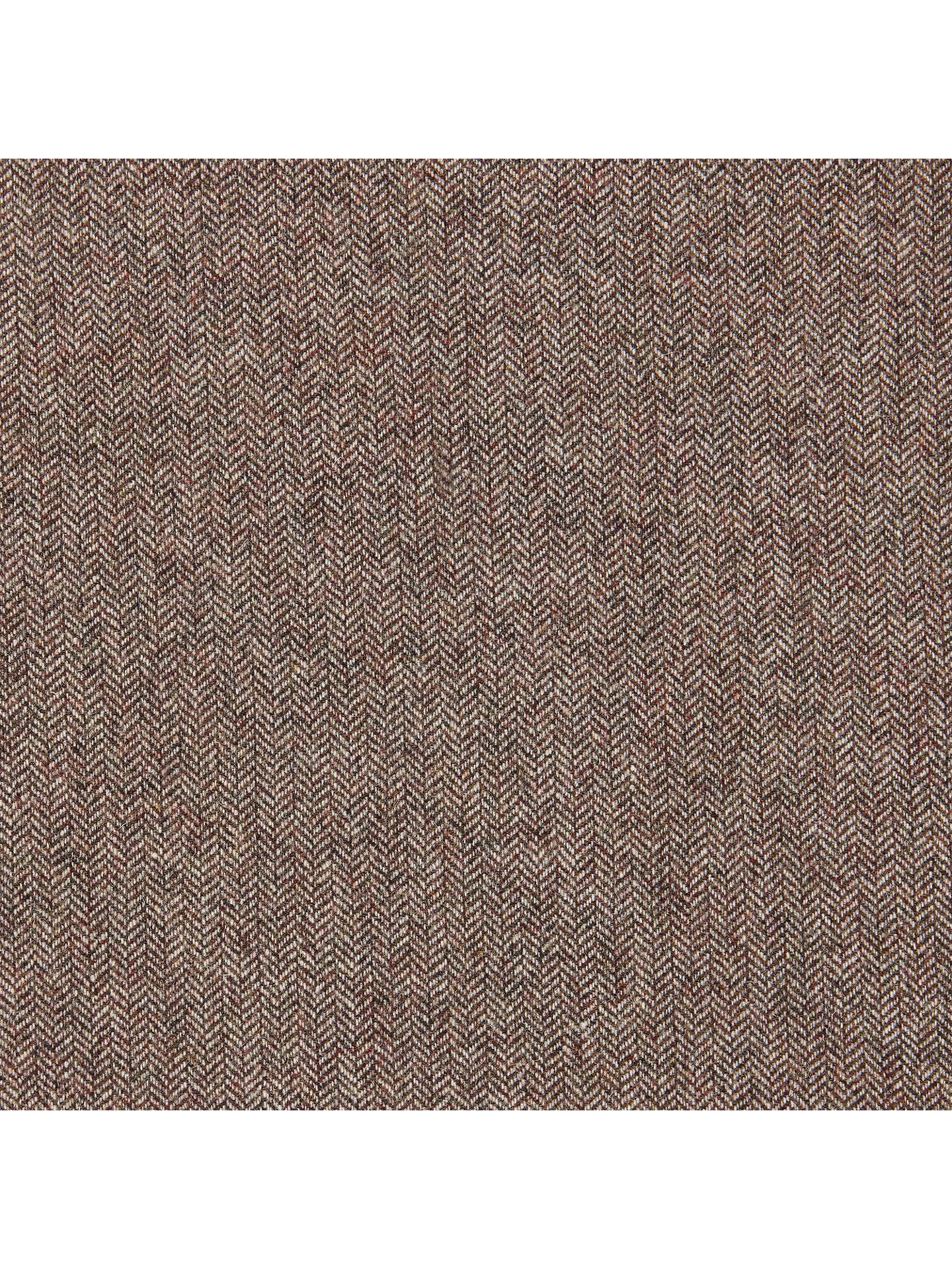 4137fe20de4c Buy Viscount Textiles Wool Suiting Herringbone Print Fabric