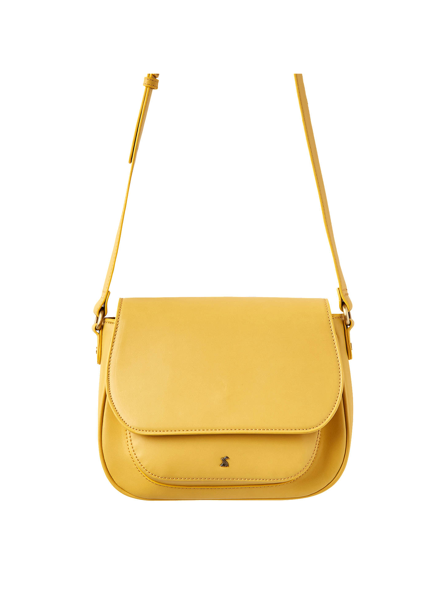 2f8c3e63af Buy Joules Darby Cross Body Bag, Bright Yellow Online at johnlewis.com ...