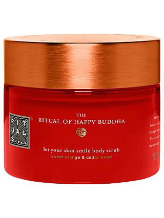 Rituals The Ritual of Happy Buddha Body Scrub, 375g