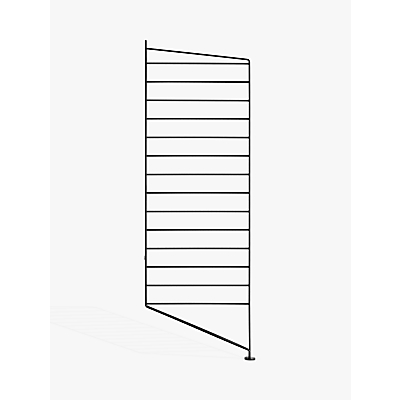 string Floor Panel Side Racks, H85cm, Pack of 2