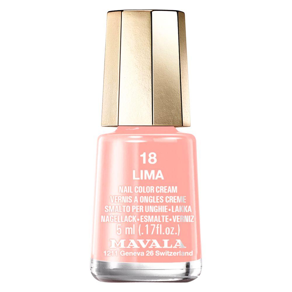 Mavala Mavala Mini Colour Nail Polish - Blush Colour Collection