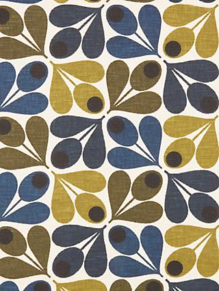 Orla Kiely Slub Acorn Cup Furnishing Fabric