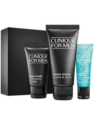 Clinique For Men Starter Kit – Daily Intense Hydration