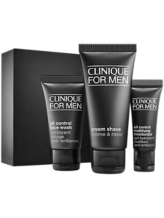 Clinique For Men Starter Kit – Daily Oil Control