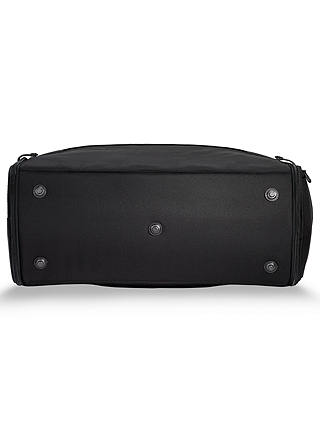Buy Briggs & Riley Suiter Duffle Bag, Black Online at johnlewis.com