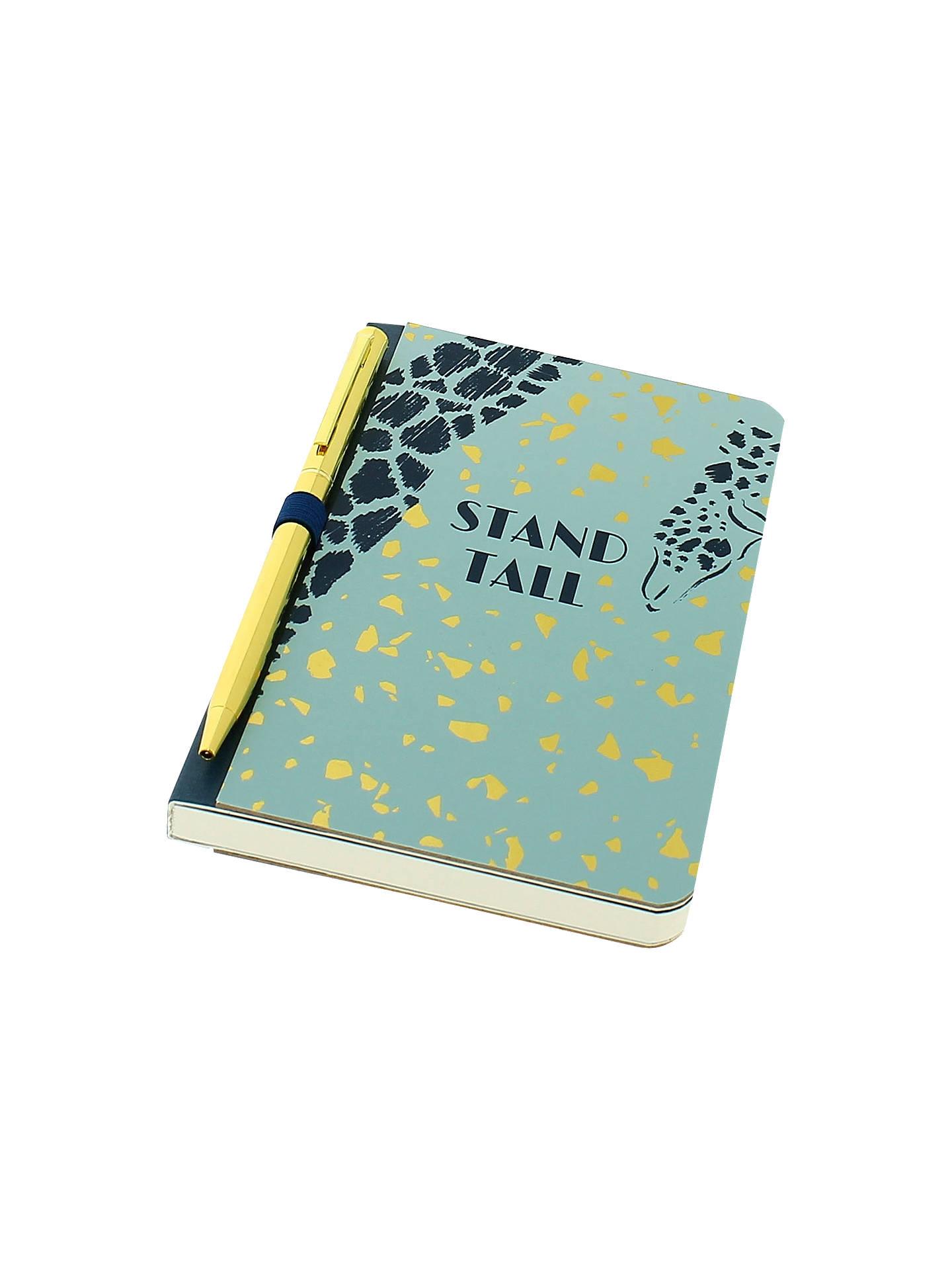 547b760f177 Buy John Lewis   Partners Stand Tall Giraffe Notebook   Pen Online at  johnlewis. ...