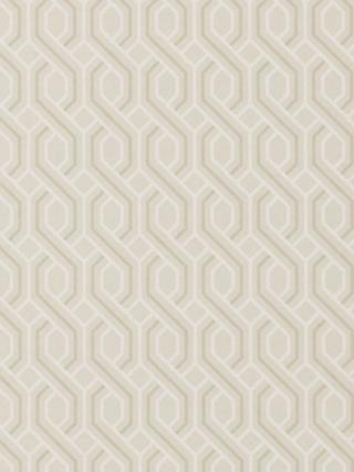 GP & J Baker Boxwood Trellis Wallpaper