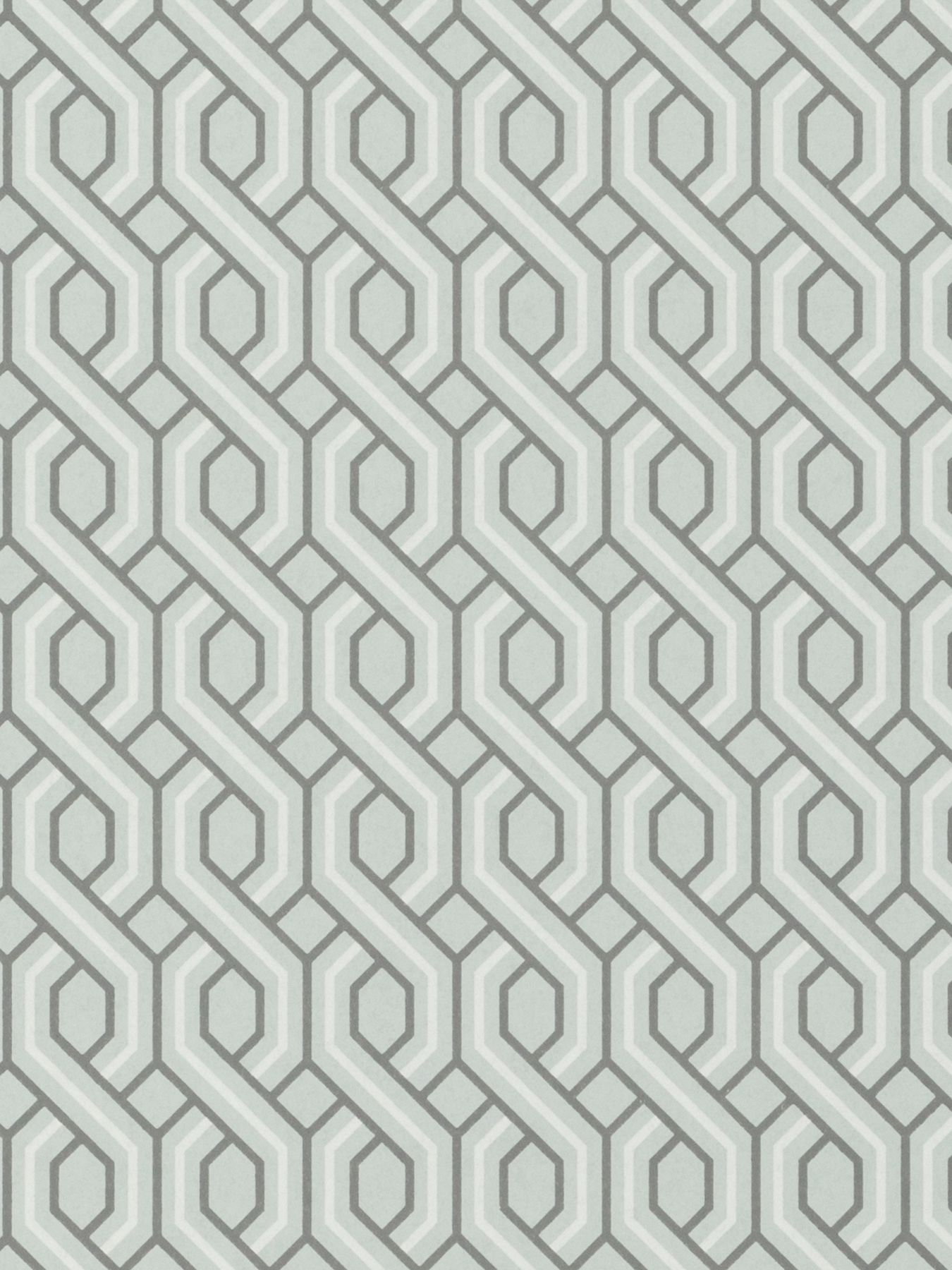 GP & J Baker GP & J Baker Boxwood Trellis Wallpaper