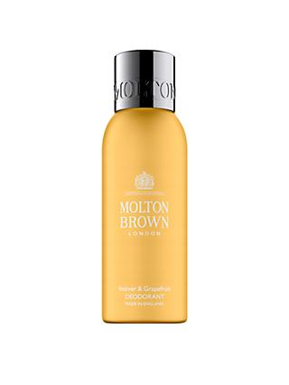 Molton Brown Vetiver & Grapefruit Deodorant, 150ml