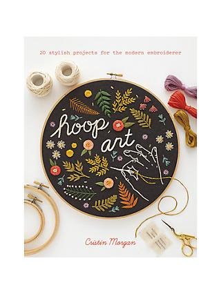 Search Press Qaurto Hoop Art Embroidery Project Workbook