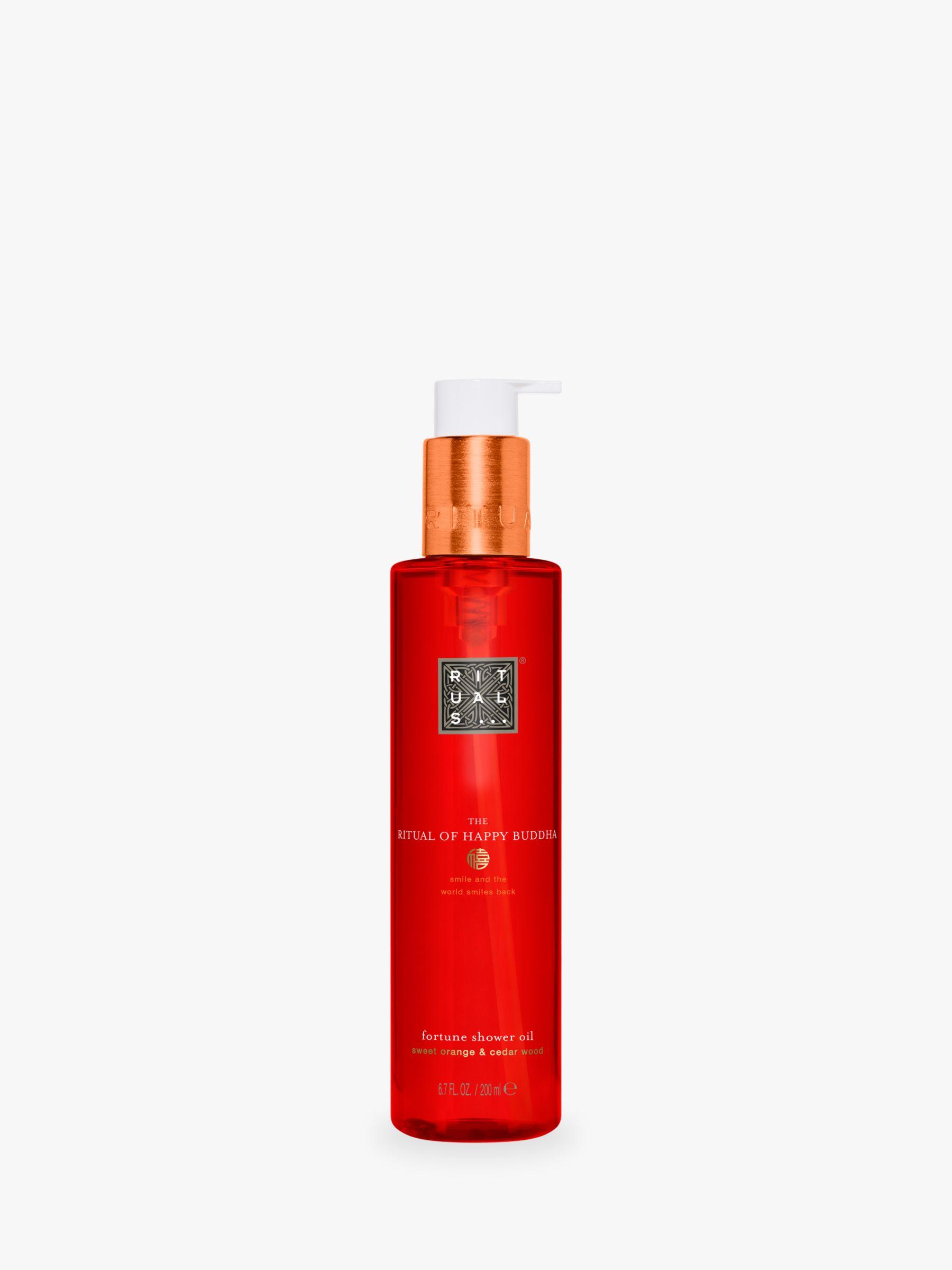 Rituals Rituals The Ritual of Happy Buddha Shower Oil, 200ml