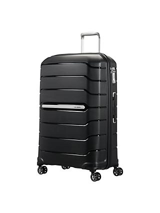 Samsonite Flux Spinner 4 Wheel 75cm Large Suitcase