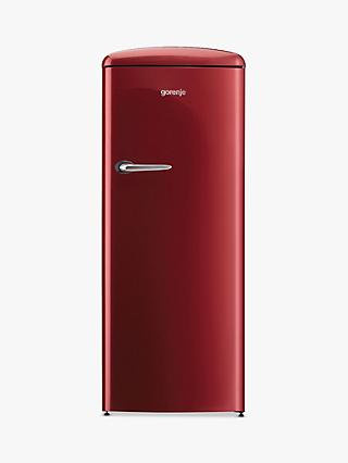 Gorenje ORB153 Freestanding Fridge, A+++ Energy Rating, Right-Hand Hinge, 60cm Wide