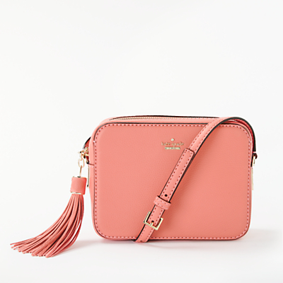 kate spade new york Kingston Drive Arla Leather Cross Body Bag